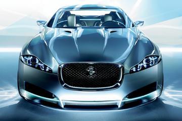 En dan nu echt: Jaguar C-XF