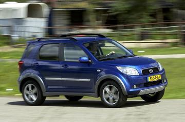 Daihatsu Terios 1.5 16V DVVT 4WD Exclusive (2006)