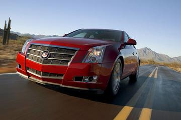 Nieuwe Cadillac CTS oogt gespierder