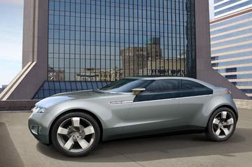 Chevrolet Volt: milieu-auto