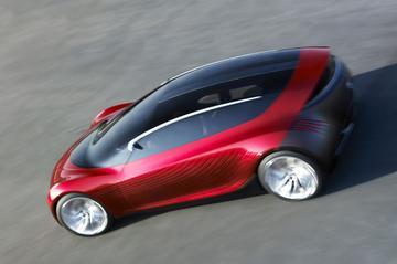 Mazda Ryuga: altijd in beweging