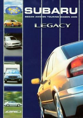 Subaru Legacy Sedan,touring Wagon