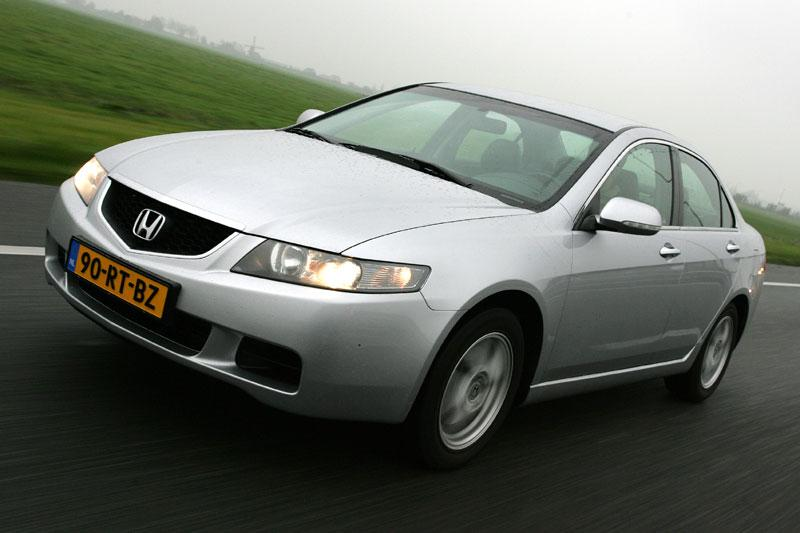 Honda Accord 2.2i-CTDi Sport (2005)