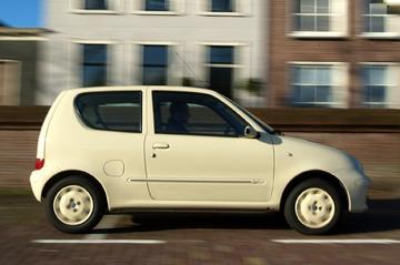 Fiat 600 50th Anniversary (2006)