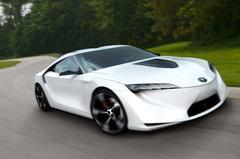 'Groen licht voor nieuwe Toyota Supra'