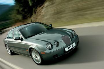Laatste opfrisser voor Jaguar S-Type