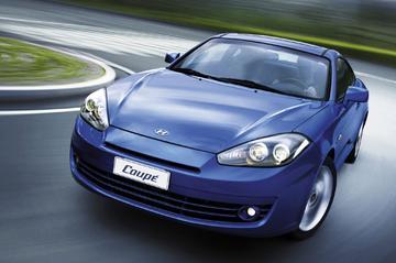 Vernieuwde Hyundai Coupé vanaf januari