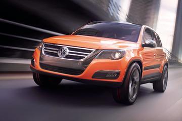Onthuld: Volkswagen Tiguan Concept