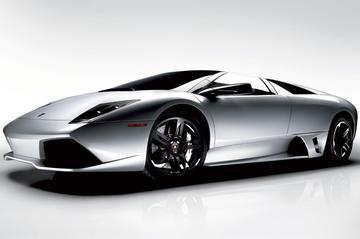 Bruut: Lamborghini Murciélago LP640 Roadster