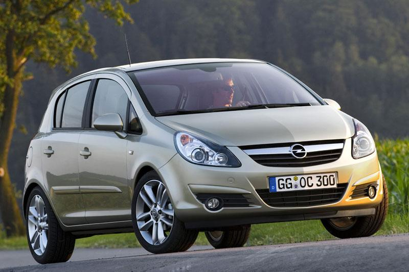 Opel Corsa 1.4-16V Cosmo (2008)