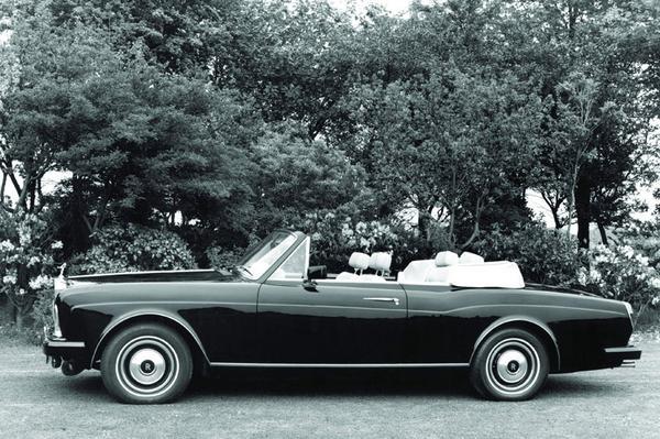 Rolls-Royce Silver Shadow Standard Saloon