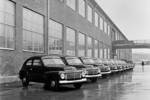 Volvo PV 444 - PV 544