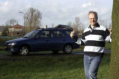Klokje Rond: Peugeot 306 Break