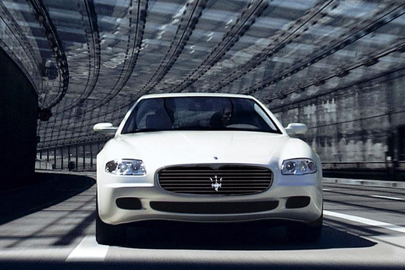 Maserati Quattroporte Automatica