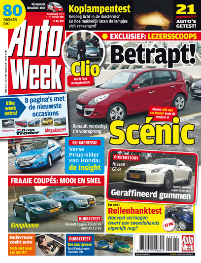 AutoWeek 6 2009