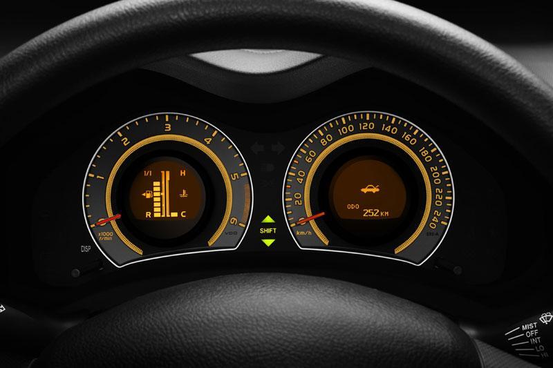 De gewraakte gearshift-indicator