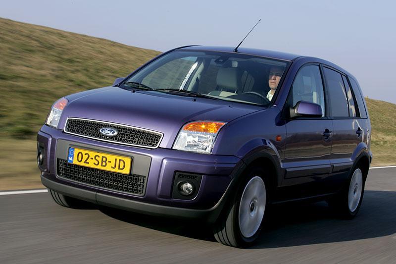 Ford Fusion 1.6 16V Futura (2006)