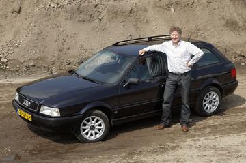 Klokje Rond Audi 80 Avant 1.9 TDI - 1995