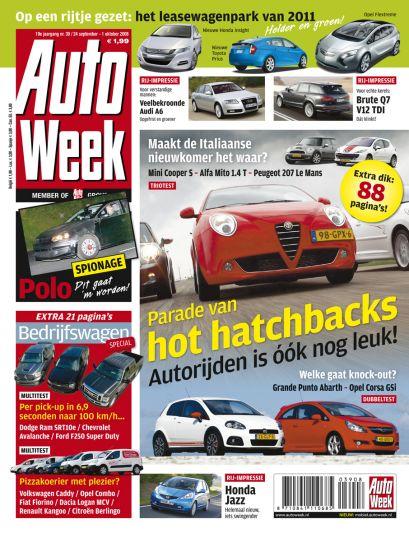 AutoWeek 39 2008