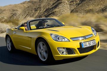 Opel GT enorm afgeprijsd