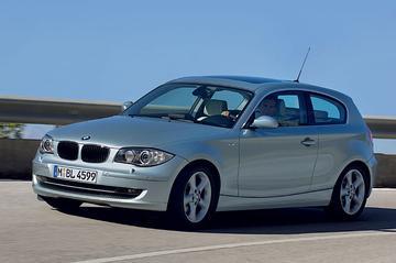 BMW 1-serie driedeurs