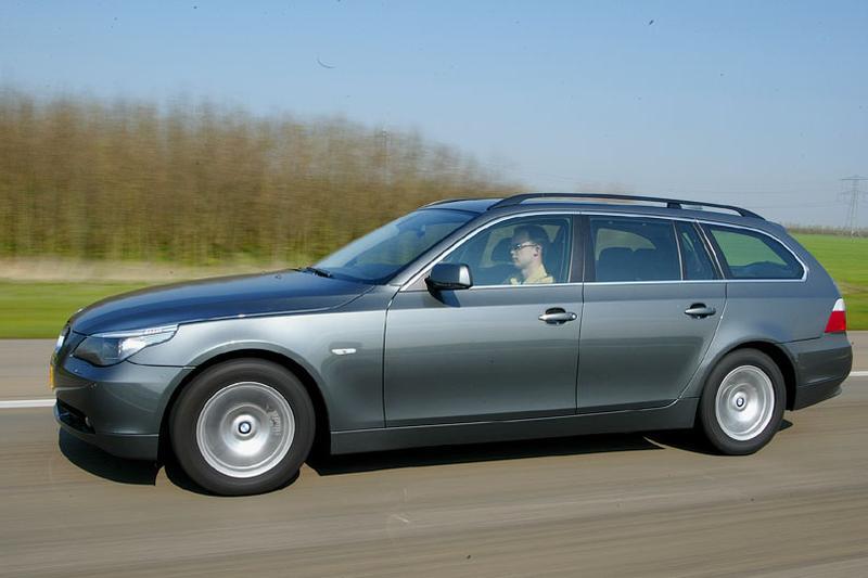 BMW 525d Touring Executive (2006)
