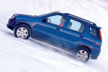 Suzuki Ignis 1.5 GLX 4x4 (2005)