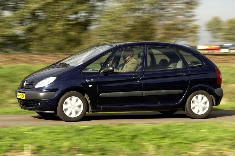 Klokje rond Citroën Xsara Picasso