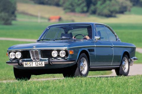 BMW 2500 CS, 2800 CS en 3.0 CS