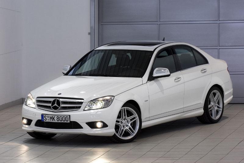 Mercedes C-klasse geprijsd