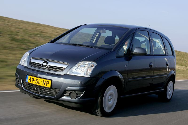 Opel Meriva 1.6-16V Enjoy (2006)