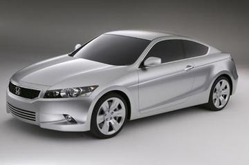 Hint naar toekomst: Honda Accord Coupé