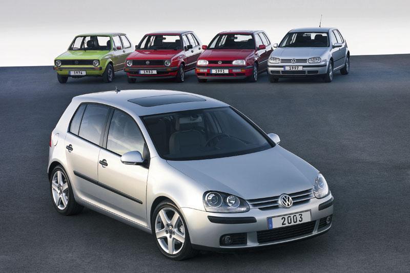 """""""Volgend jaar al nieuwe VW Golf"""""""