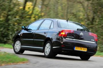 Citroën C5 2.2 HDiF 16V Exclusive