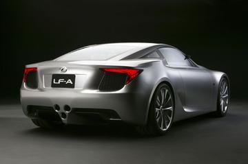 Lexus geeft volgas met V10 supercar
