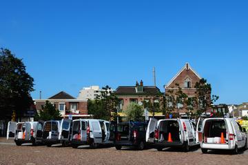 Citroën Berlingo-Dacia Logan MCV-Fiat Fiorino-Opel Combo-Renault Kangoo Express-
