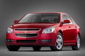 GM met Chevrolet Malibu in de aanval