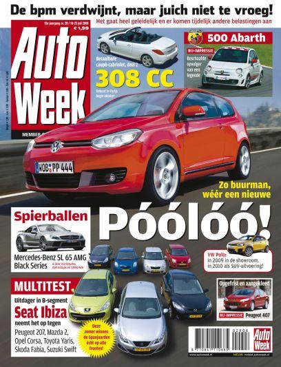AutoWeek 29 2008