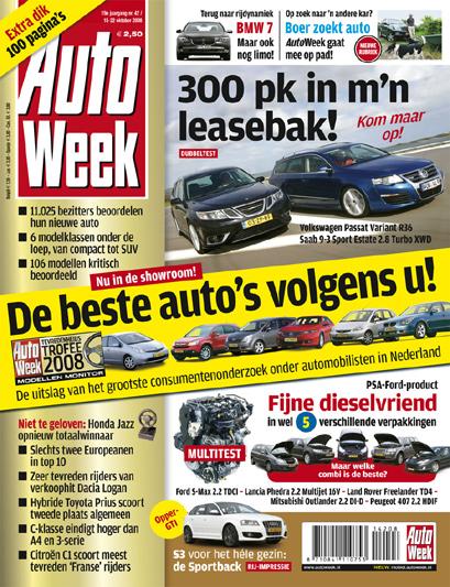 AutoWeek 42 2008