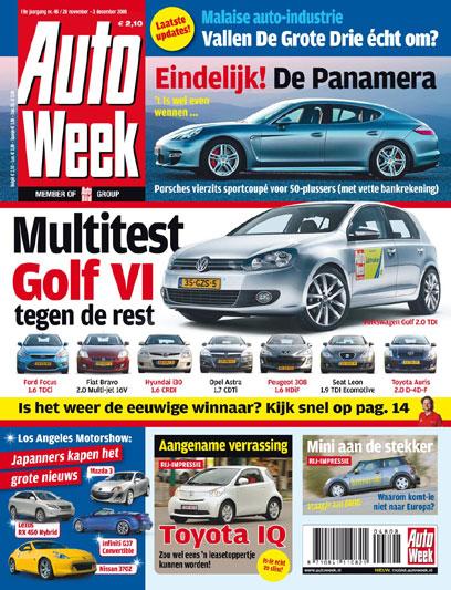 AutoWeek 48/ 2008