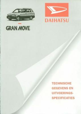 Daihatsu Move 1.6i,16v