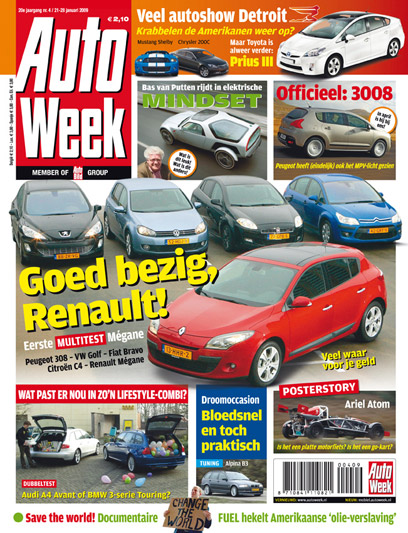 AutoWeek 04 2009