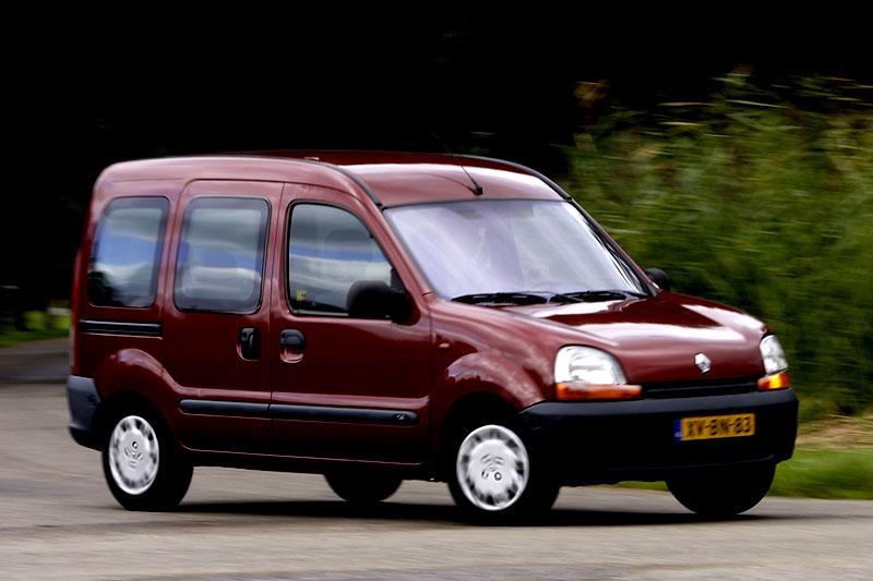 Klokje rond Renault Kangoo
