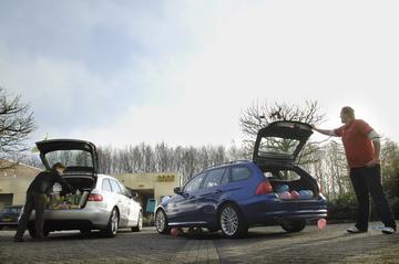 Audi A4 Avant 2.0 TDI - BMW 320d Touring