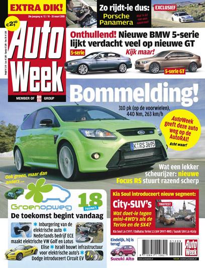 AutoWeek 12/2009