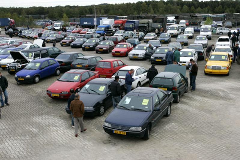 auto kopen bij domeinen