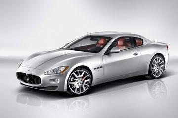 Maserati GranTurismo geprijsd