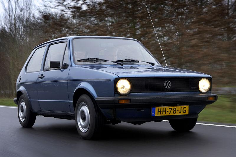 Klokje Rond: Volkswagen Golf 1