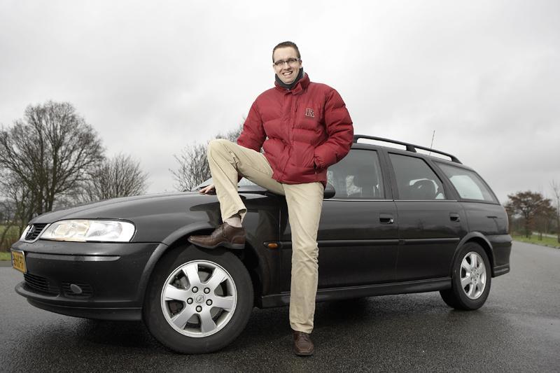 Klokje Rond: Opel Vectra