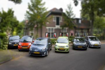 Chevrolet Matiz/Daihatsu Cuore/Renault Twingo/Citroën C1/Smart Fortwo/Volskwagen